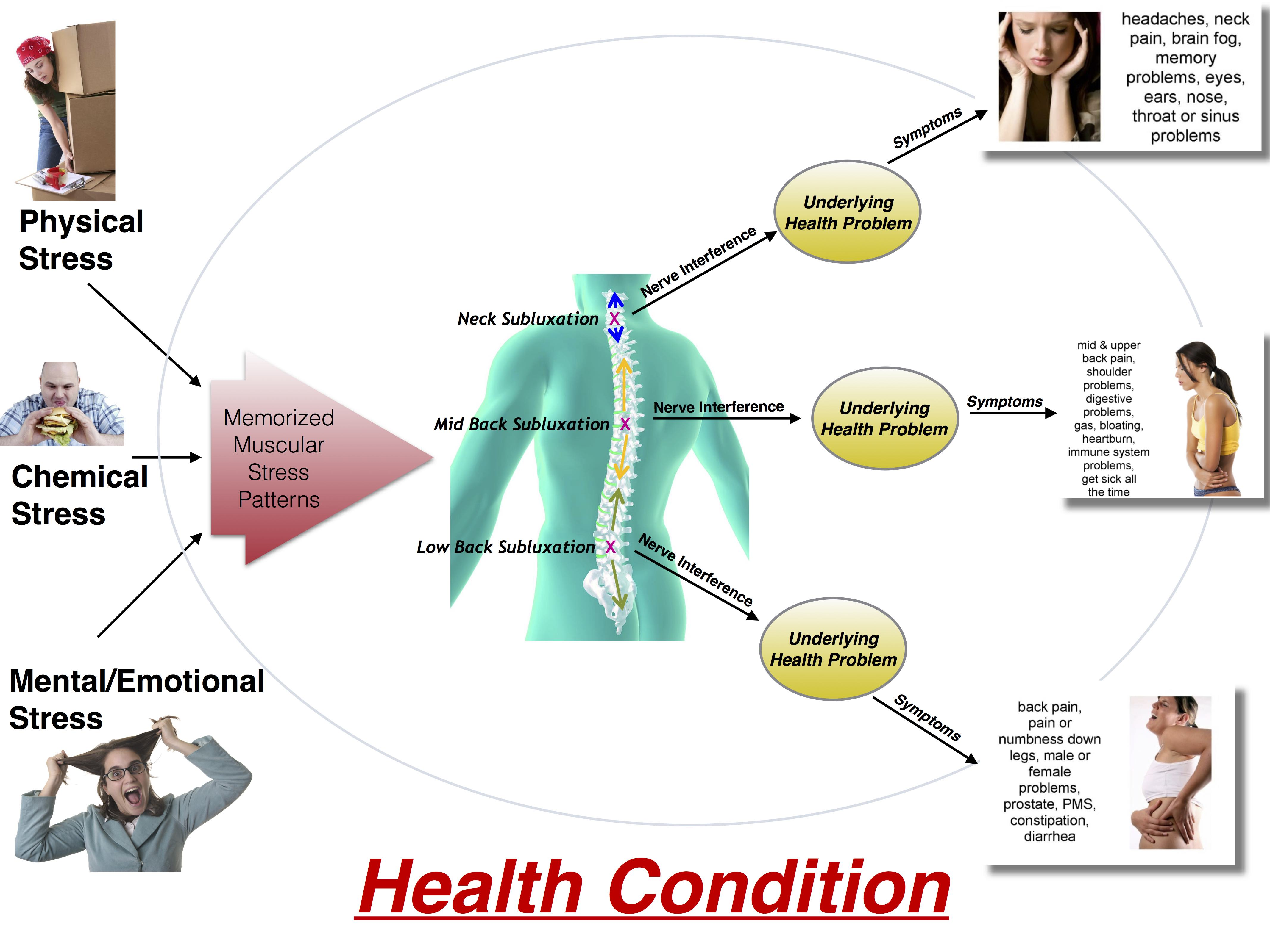 Accumulated Health Conditons
